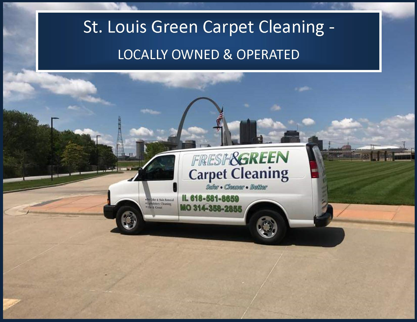 St Louis Green Carpet Cleaning